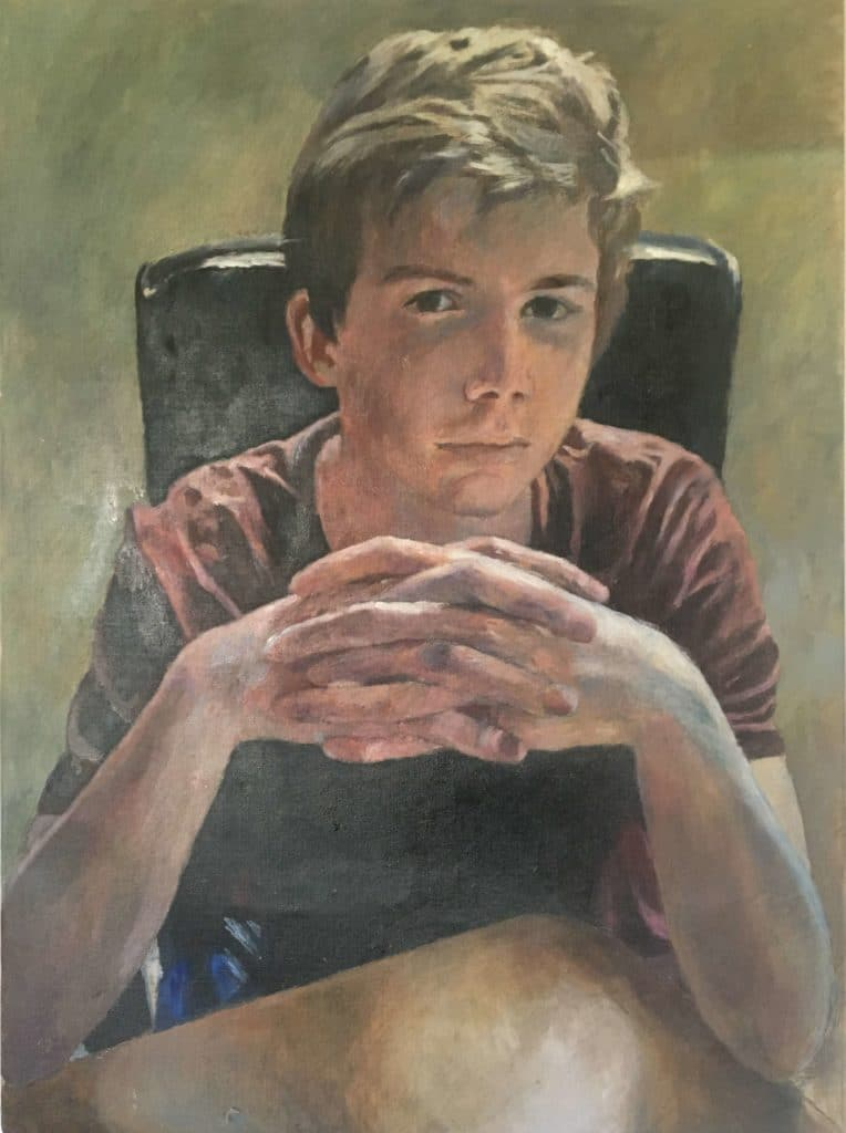 Portret Žan